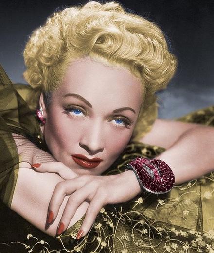 Quel était le bijou préféré de Marlène Dietrich ?