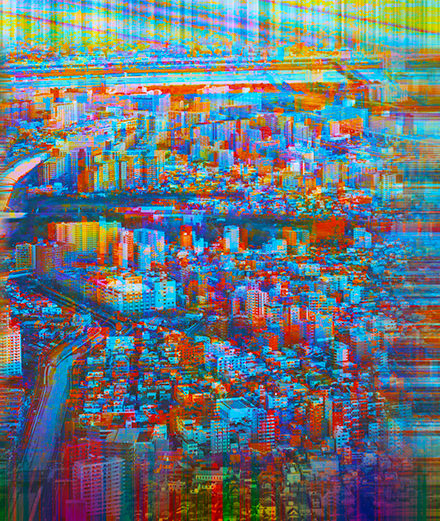 Maxime Passadore expose ses utopies digitales à Paris