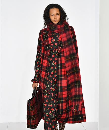 Michael Kors fall-winter 2018-2019 fashion show