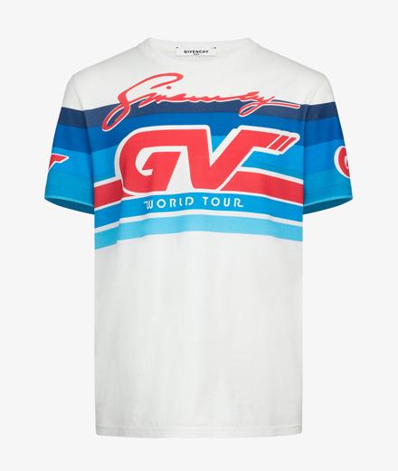L'objet du jour : le t-shirt d'inspiration motocross Givenchy