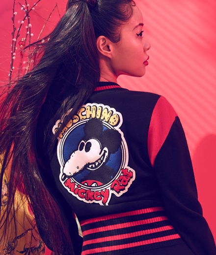 Moschino et Mickey Rat célèbrent le nouvel an chinois