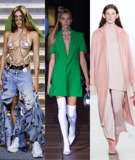 3 labels repérés à New York à suivre absolument : Gypsy Sport, Area et Mansur Gavriel,