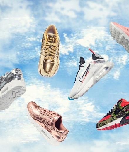 Nike dévoile ses nouveaux modèles de Air Max