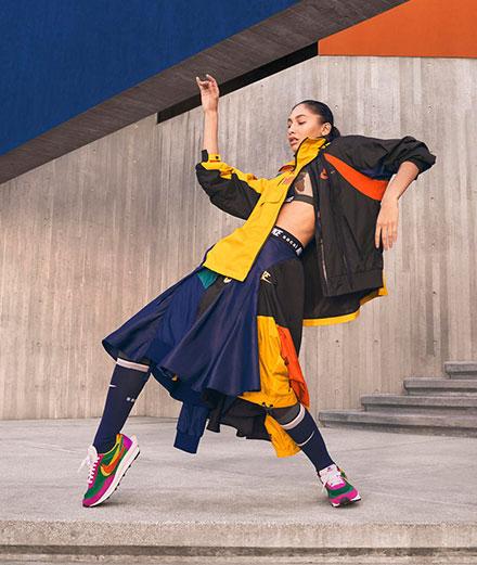 Nike et Sacai dévoilent enfin une nouvelle collection
