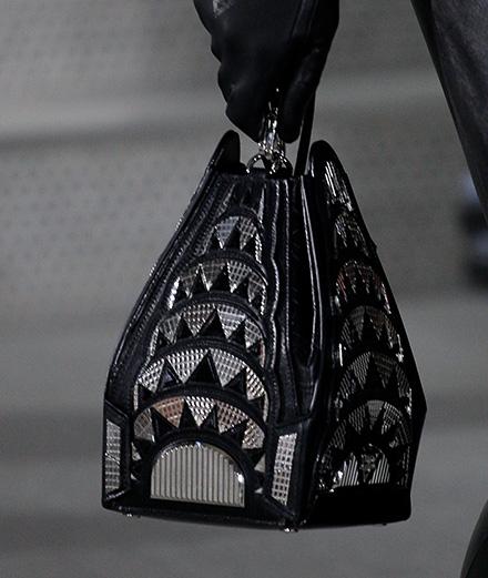 """L'objet du jour : la minaudière """"LV Buildings"""" de Louis Vuitton"""