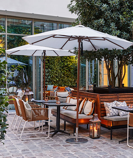 17 terrasses pour profiter de l'été à Paris