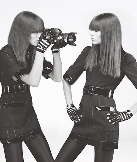 Karl Lagerfeld : ses plus belles photos haute couture pour Numéro