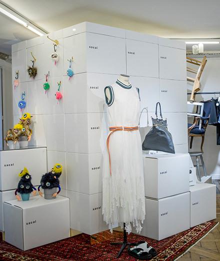 Sacai ouvre enfin un pop up store parisien (et dévoile de nouvelles collaborations)