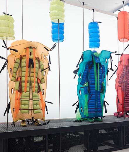 Moncler dévoile ses 8 nouvelles collections mode