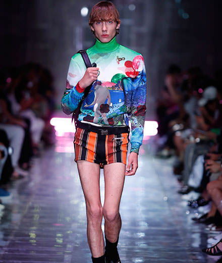 Prada men spring-summer 2019 fashion show