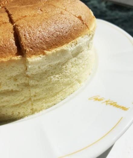 La recette du cheesecake japonais de Café Kitsuné