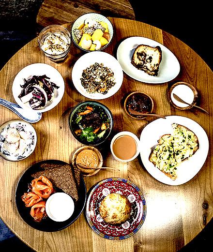 Café Lai'Tcha, le traiteur asiatique en version étoilé