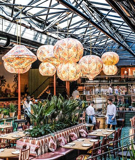 Voyager sans quitter Paris au nouveau restaurant La Gare à la Muette