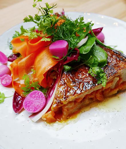 """Pour Papilles, Céline Pham imagine un menu """"breakfast all day"""""""