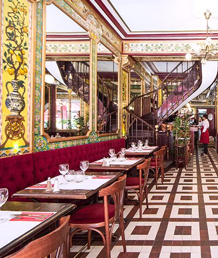 3 raisons d'aller dîner au Petit Bouillon Pharamond
