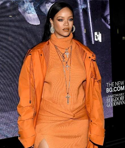 Rihanna et Fenty organisent une soirée… en live sur Instagram