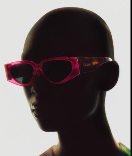 Les lunettes de soleil Fenty inspirées des 80's