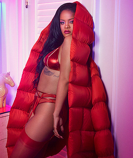 Quel créateur collabore avec Rihanna et Savage x Fenty ?