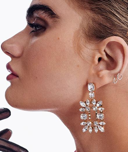 Roger Vivier lance des bijoux ultra bling