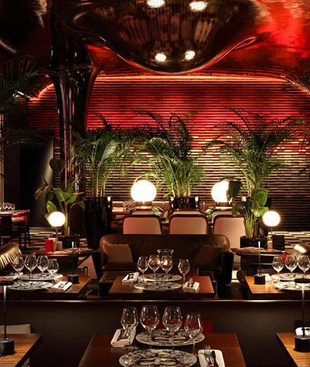 Roxo, l'incontournable nouveau restaurant des Bains Douches