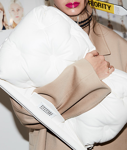 L'objet du jour : le sac Glam Slam de Maison Margiela