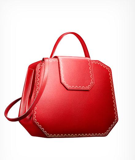 L'objet du jour : le sac Guirlande de Cartier