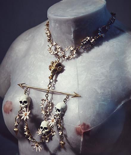 Les bijoux ésotériques de Samuel François
