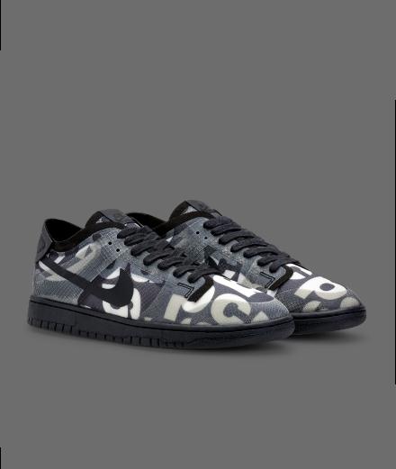 Nike et Comme des Garçons présentent deux nouveaux modèles de sneakers