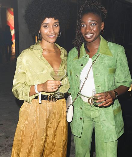 Gucci célèbre la jeune scène artistique londonienne avec The XX