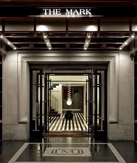 Pourquoi le Mark est-il l'un des hôtels les plus en vue de Manhattan?