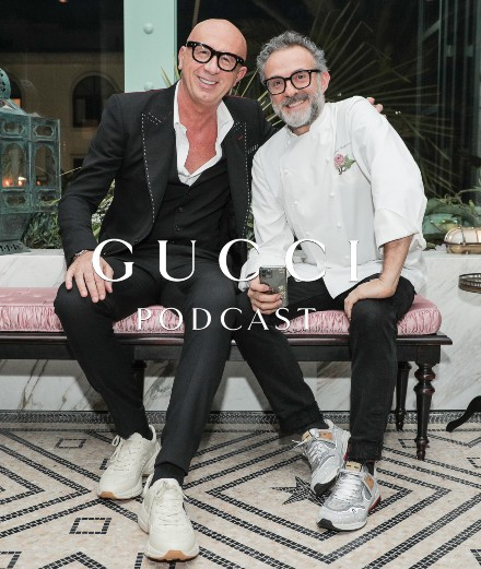 Les podcasts Gucci : la culture et la créativité à travers le monde