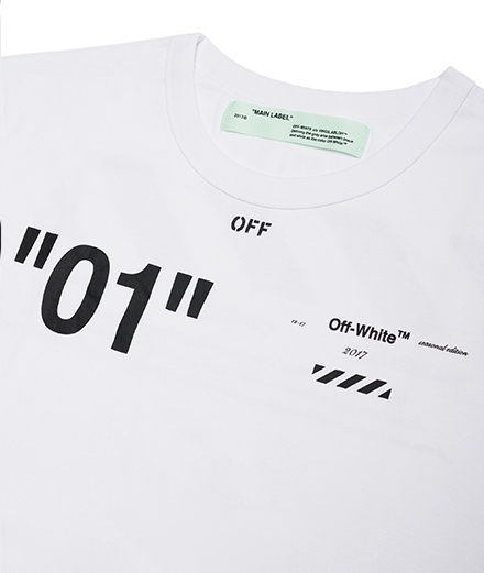 Off-White lance une collection plus accessible