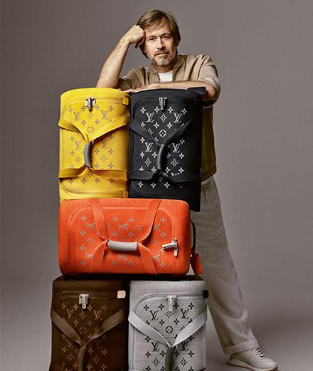 Pourquoi les bagages imaginés par Marc Newson pour Louis Vuitton sont-ils ultra innovants?
