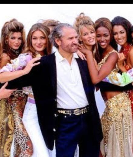 Le jour où Gianni Versace a créé les supermodels