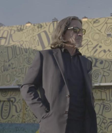 Vidéo : Shawn Stüssy raconte sa collaboration avec Dior