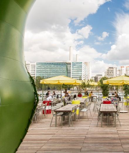 Le Wanderlust devient un restaurant écologique dédié à la street food