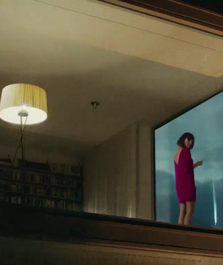 Le nouveau Jil Sander vu par Wim Wenders