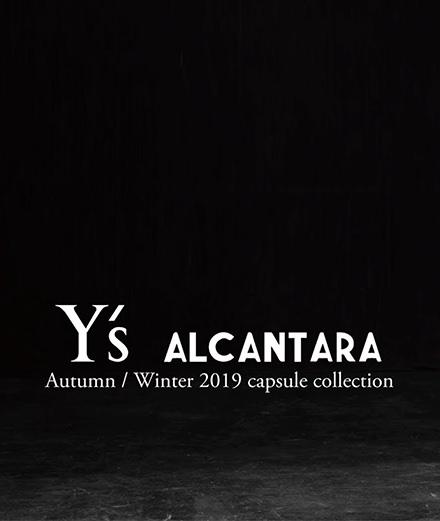 Vivez le défilé Y's de Yohji Yamamoto en direct