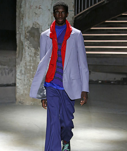Lanvin men Spring-Summer 2019 fashion show