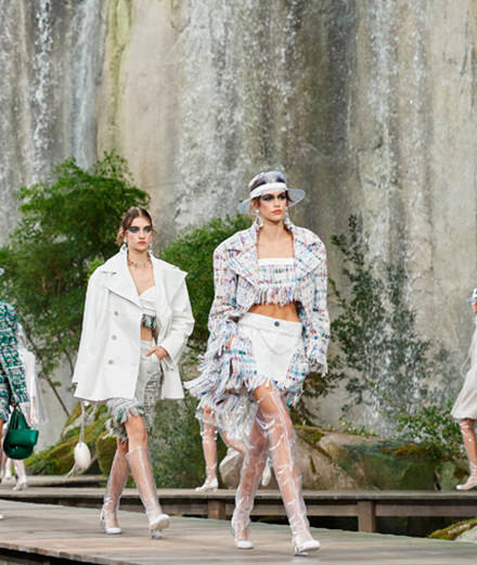 Chanel spring-summer 2018 collection
