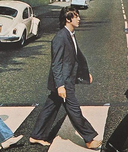 Paul McCartney en 5 pochettes d'albums mythiques