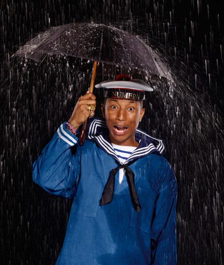 """Comment """"Happy"""" a propulsé Pharrell Williams au rang de superstar"""