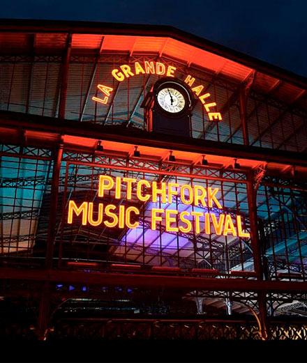 Festival Pitchfork 2019 : les premiers noms sont tombés