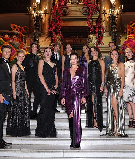 Quelles étaient les personnalités présentes au gala d'ouverture de l'Opéra de Paris?