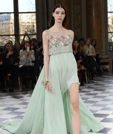 Le défilé haute couture de Georges Hobeika printemps-été 2016