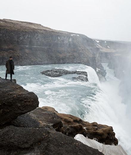 """""""Force de la nature"""", une série de Jacob Sutton avec Sean O'Pry"""