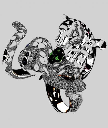 Dior, Cartier et Boucheron sortent les griffes