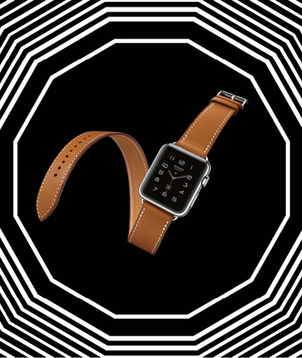 L'Apple Watch Hermès