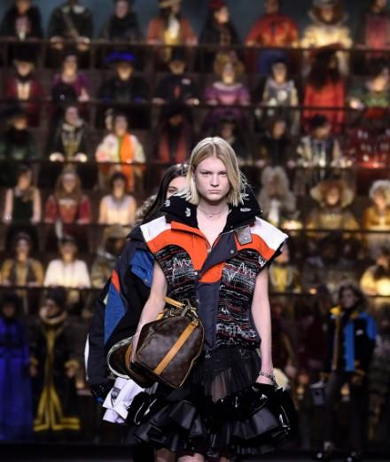 Que faut-il retenir du défilé Louis Vuitton automne-hiver 2020-2021?