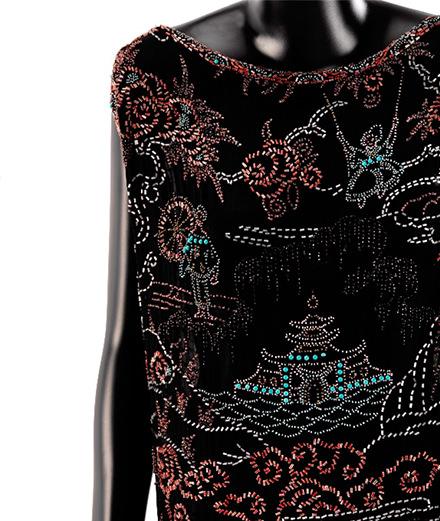 La petite robe noire célébrée chez Sotheby's